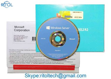 Standard / Datacenter Windows Server 2012 R2 OEM 1PK DVD 2CPU / 2VM