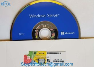 English Version Microsoft Windows Server Editions , Windows 2019 Server Versions STD OEM Box Online Activation