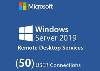 64 Bit Microsoft Windows Server 2019 Standard 2CPU 16CS 2VMs RDS User CALs
